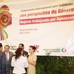 UAA Participó en Taller de Cooperación Intergubernamental con Perspectiva de Género