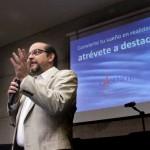 """""""Soñar es el Primer Paso del Éxito"""", Conferencia Impartida en la UAA para Empresarios, Académicos y Alumnos"""