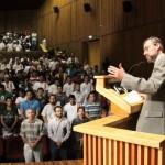 Poco Más de Mil Estudiantes de Ciencias Exactas estarán Reflexionando en Diálogos Académicos