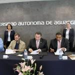 La UAA y el Gobierno Municipal de Jesús María Trabajarán Juntos por el Desarrollo Social