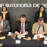 La UAA Signa Convenio de Colaboración con el Consejo Coordinador Empresarial de Aguascalientes