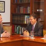 UAA y Secretaría de Economía Buscan Ampliar la Gestión de Empresas y la Oferta de Empleo