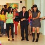 Espejos en la Luna de la Artista Potosina Verónica Elías Arriaga, estará en la Universidad Autónoma