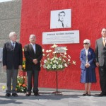 La UAA Rinde Homenaje al Profesor Enrique Olivares Santana, Ilustre Promotor de la Educación en México