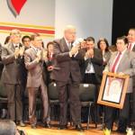 Tomó Protesta como Rector de la UAA 2011 – 2013 el Maestro Mario Andrade Cervantes