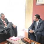 Reunión entre Titulares del Patronato de la FNSM y Autónoma de Aguascalientes sobre Continuidad de Proyectos