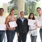 UAA Ofrece Reconocimiento a sus Mejores Estudiantes de las Ciencias Básicas