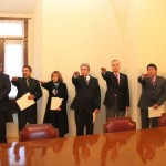 Rinden Protesta ante la H. Junta de Gobierno los Directores Generales de la Universidad Autónoma de Aguascalientes