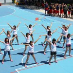 Recibieron Estudiantes de Bachillerato Instalaciones Deportivas Remodeladas