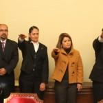 Rindieron Protesta ante la H. Junta de Gobierno los Decanos de los Ocho Centros Académicos de la UAA
