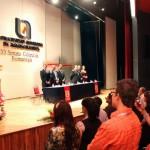 Inauguración de la XXX Semana Cultural de Estomatología
