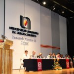 Asumir su Condición de Universitarios con Responsabilidad y Compromiso, Exhorta el Rector a los Alumnos de Nuevo Ingreso del CCDC