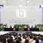 Exhorta Rector a Alumnos de Nuevo Ingreso a Ser Profesionistas de Alta Calidad y Mantener en Alto el Nombre de la UAA