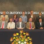 Comprometen Empresarios de Aguascalientes las Primeras Donaciones para el Campus Sur de la UAA