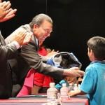 Clausura del Campamento de Verano Pollitos 2011