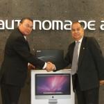 UAA Recibe Donación de Equipo de Cómputo que la Pone a la Vanguardia Tecnológica