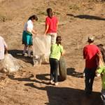 UAA Limpia y Reforesta Arroyo del Centro Educativo Termápolis