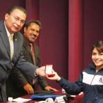 UAA Reconoce a Deportistas Destacados en la Universiada Regional