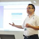 Comisión del Agua de Jalisco Comenta en la UAA la Falta de Conciencia en el Sector de la Agricultura