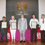 Entrega UAA el Premio Universitario al Mérito en Investigación