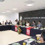 Presenta la Universidad Autónoma de Aguascalientes el Observatorio Pyme, con lo que Inicia un Proceso de Vinculación Permanente con el Sector Empresarial