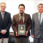 Reconoce la Sociedad Americana de Ingenieros Civiles a Catedrático de la UAA, por Investigación en Materia Hidráulica