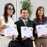 Clausura Universidad Autónoma de Aguascalientes la Primera Generación del Curso de Nivelación en Terapia Física.