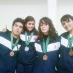 Autónoma de Aguascalientes Obtuvo Seis Medallas en la Universidad Nacional