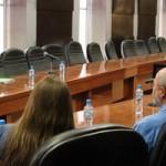 Visitan el Comité de Administración y Gestión Institucional y el Comité de Difusión, Vinculación y Extensión Cultural de los CIEES la Universidad Autónoma de Aguascalientes