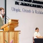 """Mas de 270 Alumnos se Congregan en la Sexta Edición del Encuentro Turístico """"Utopía…Girando la Realidad"""""""