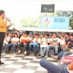 Segundo Día de Éxito de la Feria del Libro con la Presentación de la Banda Sinfónica Municipal y los Cuenta Cuentos