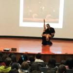 Se Promueve el Gusto por la Lectura y la Literatura Clásica entre los Jóvenes de Educación Media