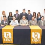 Se Integra Carrera de Medicina de la UAA a la Federación Internacional de Estudiantes Medicina