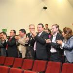Rector Hace Extensivo el Agradecimiento de la Comunidad Universitaria por la Aprobación del Congreso del Estado de la Donación del Terreno para Campus Sur