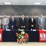 UAA y SEDRAE Realizan Convenio para el Desarrollo del Sector Primario de Aguascalientes
