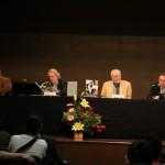 """Presentan Libros los """"Escritores: Dibujos y Textos"""" y """"Músicos y Pintores"""" de Gabriel Ramírez Editados por la UAA"""