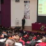 UAA Ofrece Conferencia donde se Expone Método Maya que Despierta el Interés de los Jóvenes por las Matemáticas