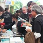 Gran Participación Durante la Feria de la Semana de la Salud en los Adolescentes en la UAA
