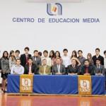 Cultura y Deporte, Dos Prioridades de la Nueva Sociedad de Alumnos del Centro de Enseñanza Media
