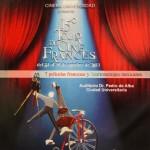 Próxima Semana el 15º Tour de Cine Francés en Cinema Universidad