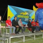 Más de 1500 Atletas Universitarios Participan en la Universiada 2011