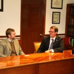 Se Fortalece la Vinculación con el Consulado General de Estados Unidos