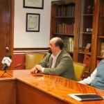 Visita la UAA Emilio Álvarez Icaza Longoria para Establecer un Diálogo con la Comunidad Docente Universitaria