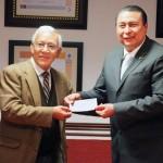 Fundación UAA Entrega Apoyo Económico para Construcción de Segundo Campus