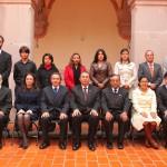 Decano del Centro de las Artes y la Cultura Presenta su Informe de Actividades 2011