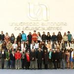 Da Bienvenida el Rector de la UAA a 150 Estudiantes de Intercambio Académico