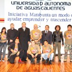 Colectivo Marabunta Charla con Estudiantes de la Universidad Sobre Ayudar, Emprender y Trascender