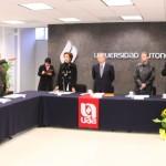 Rector de la UAA Toma Protesta a Nuevos Integrantes del Patronato Universitario
