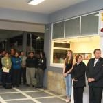Centro de Educación Media Retoma Actividades en su Galería  9.2 Metros Cuadrados de Arte