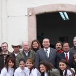 Reconocen Labor Social que Realizan Alumnos de la UAA en el Municipio de El Llano